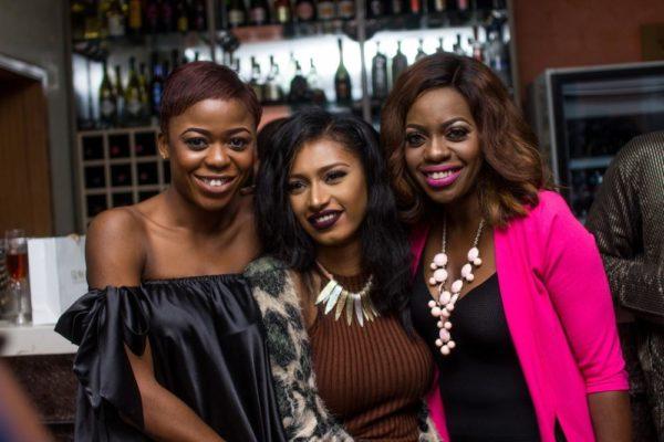 Mariam Adeyemi, Elma Godwin & Shade Ladipo