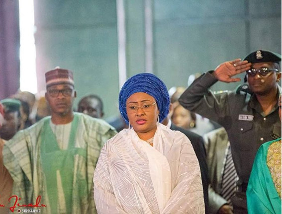 Halima Buhari Called to Bar4