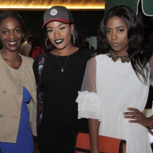 Hauwa Mukan, Ama and Jennifer