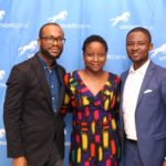 Henry Okelue, Chioma Agwuebo and Japheth Omojuwa
