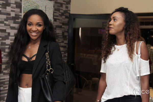 Idia Aisien and Guest