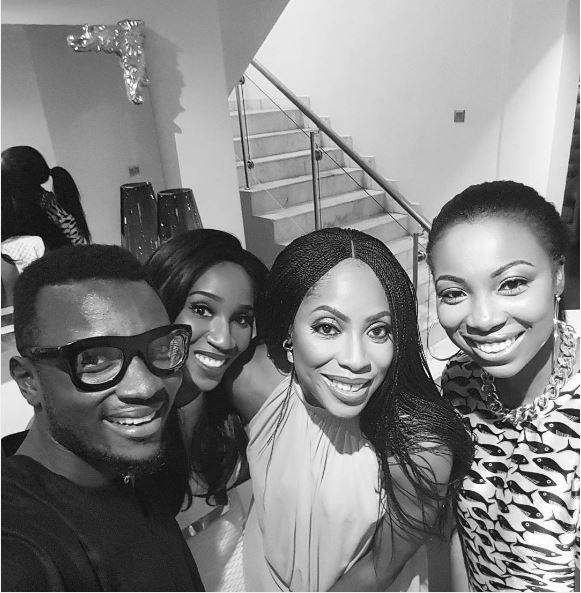Ifan Ifeanyi, Eunice Omole, Mo Abudu & Bolanle Olukanni