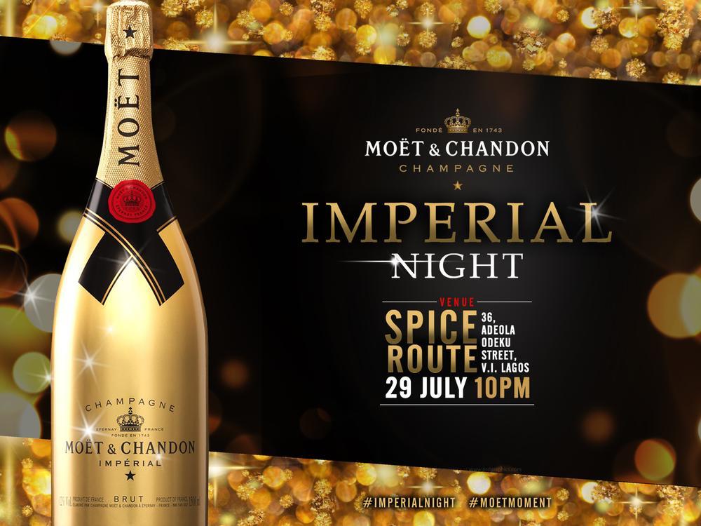 Imperial Night invite