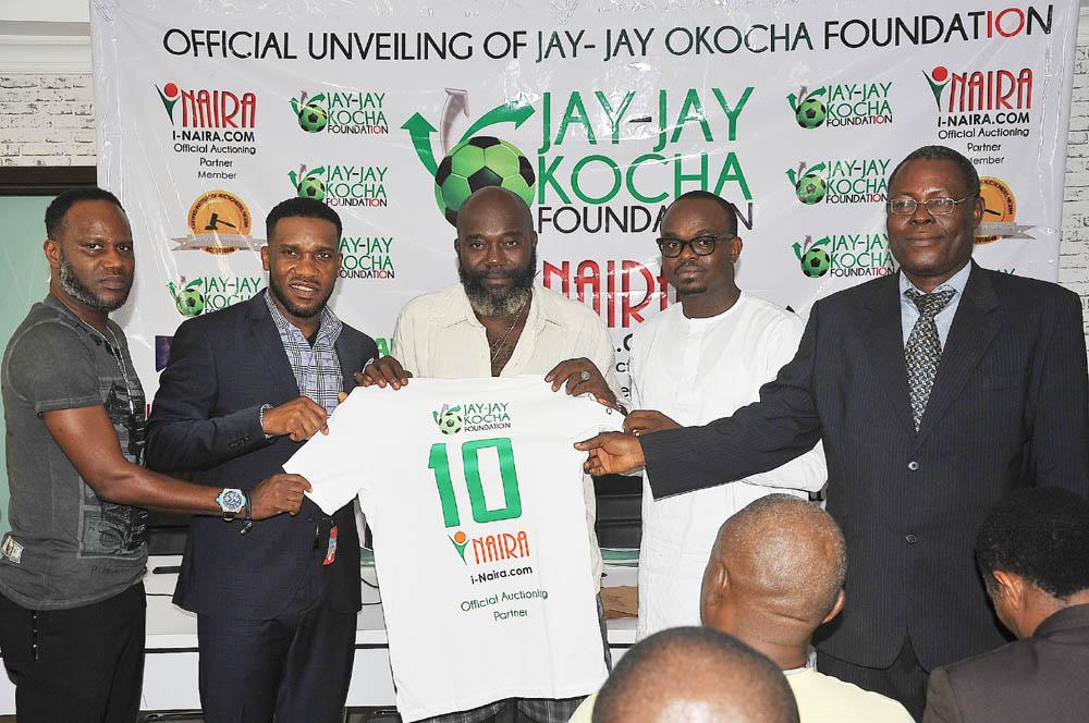 Jay Jay Okocha Foundation 1