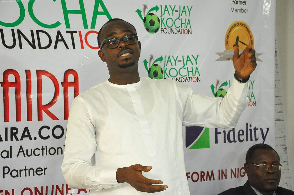 Jay Jay Okocha Foundation 10