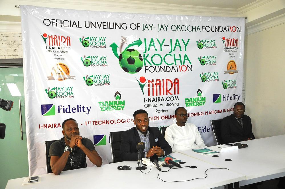 Jay Jay Okocha Foundation 6