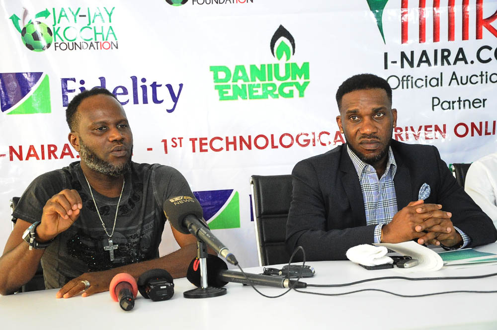 Jay Jay Okocha Foundation 9
