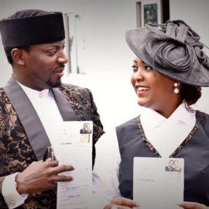 John Njamah_Agwi Tangi_Cameroon Wedding_BellaNaija_2016 1