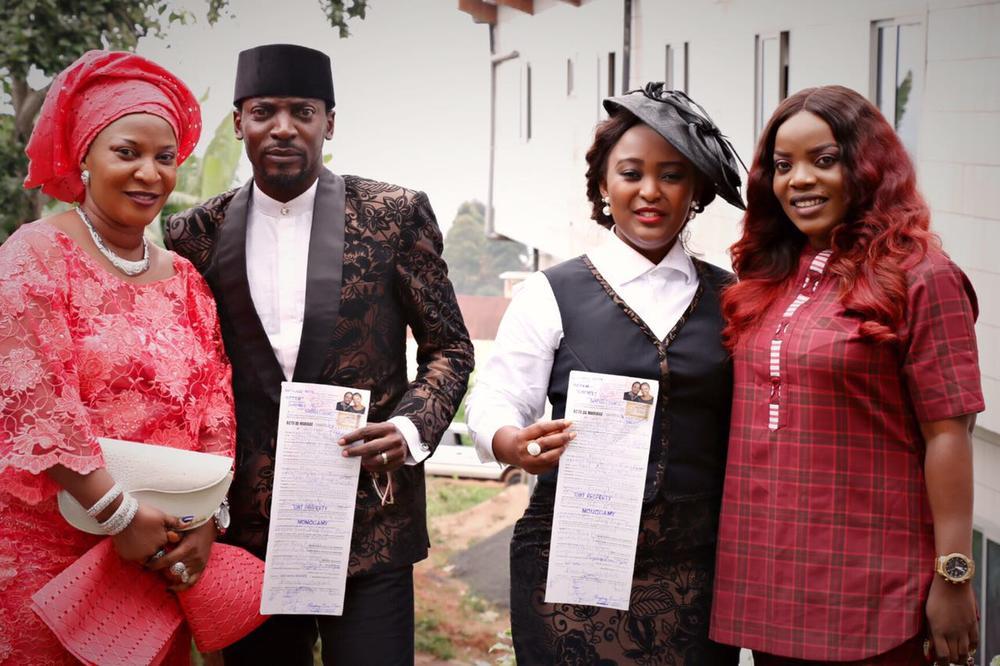 John Njamah_Agwi Tangi_Cameroon Wedding_BellaNaija_2016 2