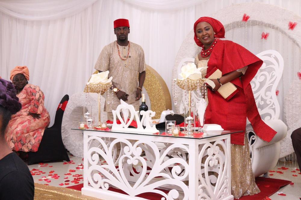John Njamah_Agwi Tangi_Cameroon Wedding_BellaNaija_2016 4