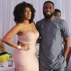 Juliet Ibrahim and Praiz_Durban July 2016_11