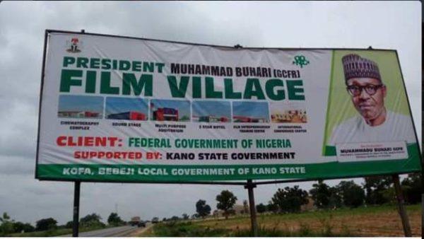 Kano Film Village