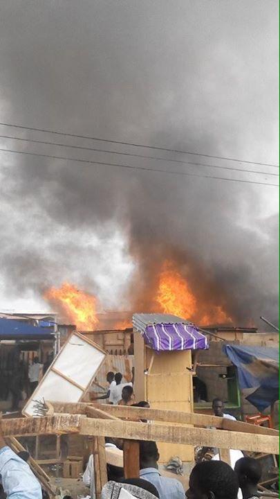 Kano GSM Market Fire3
