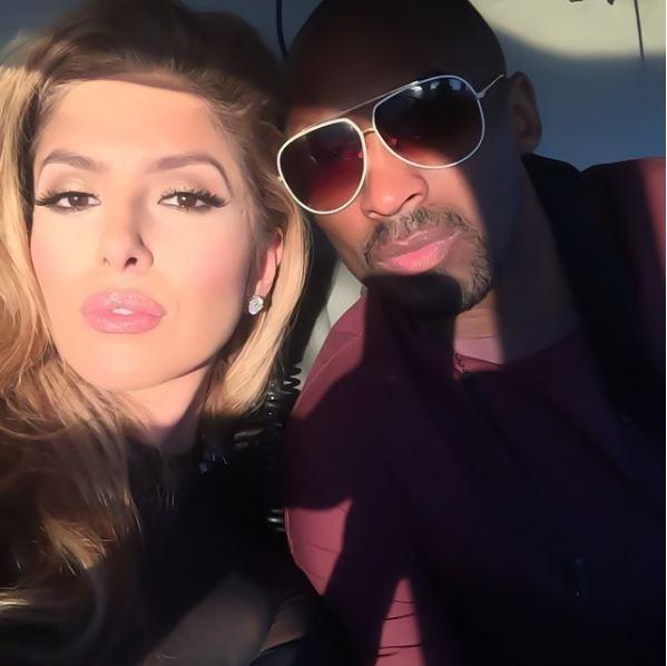 Kobe Bryant and wife Vannessa