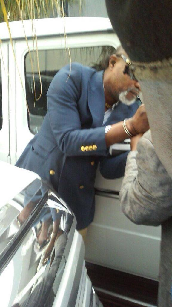 Koffi Olomide Arrest