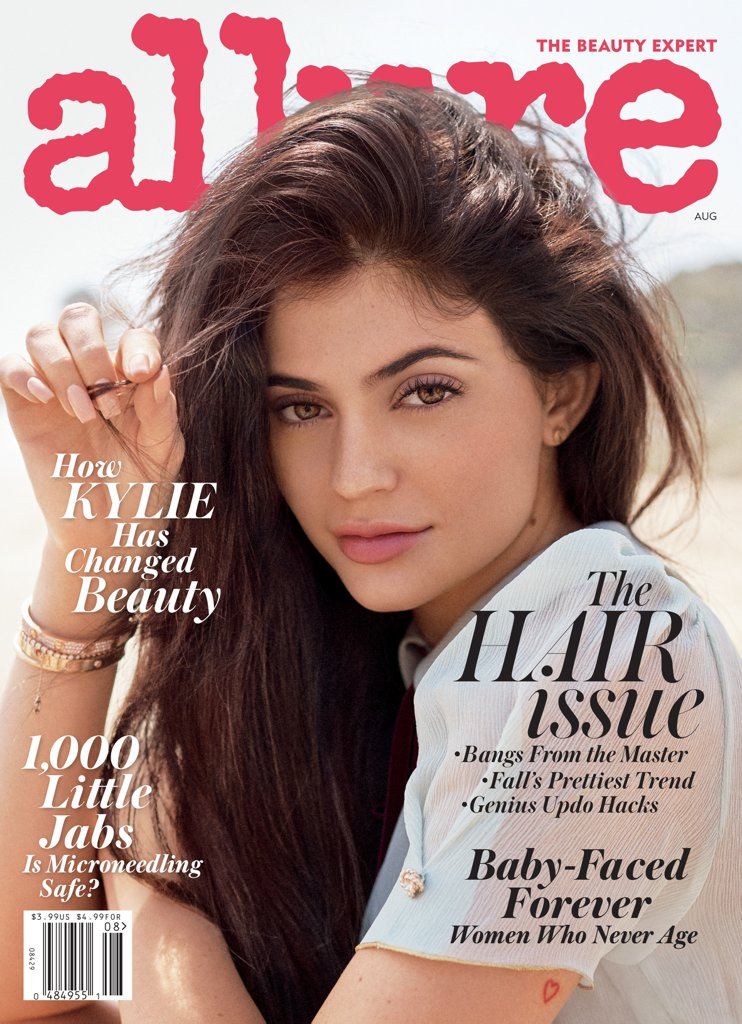 Kylie-Jenner-Allure-Magazine-August-2016 (1) bellanaija