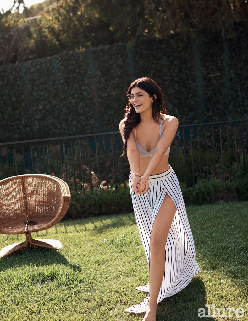 Kylie-Jenner-Allure-Magazine-August-2016 bellanaija