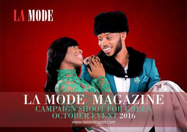 La Mode Magazine Green October Event Campaign Shoot (6)
