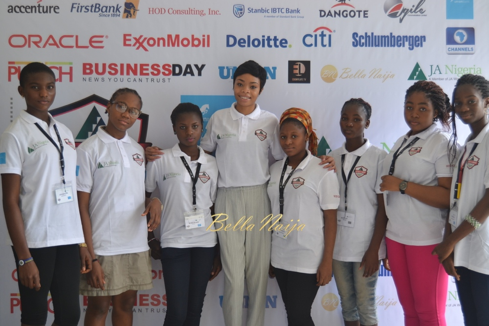 Lead Camp for Girls_ JAN_2016 Experience_Group C_BellaNaija_ 4