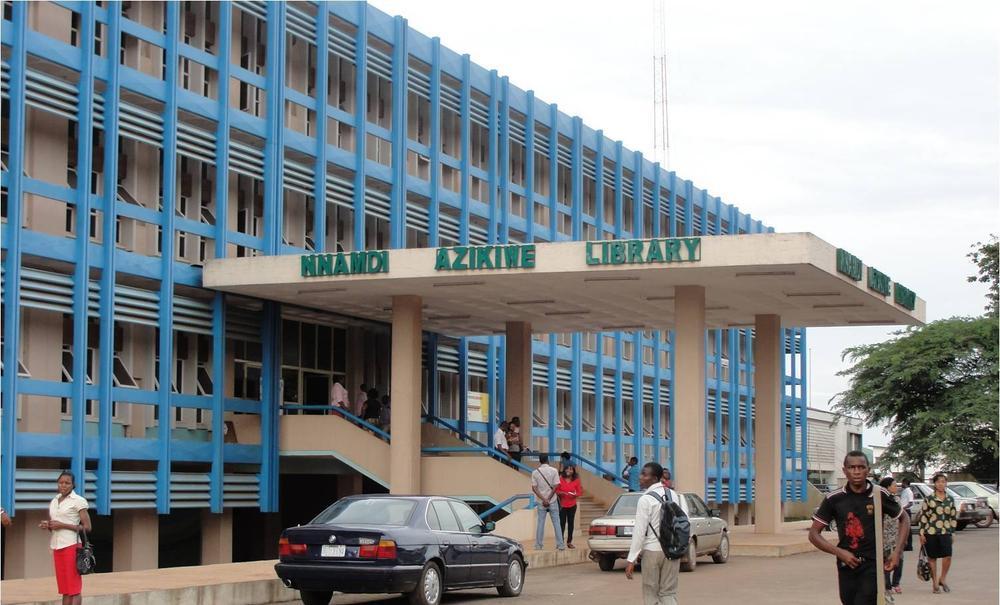 Library Nigeria