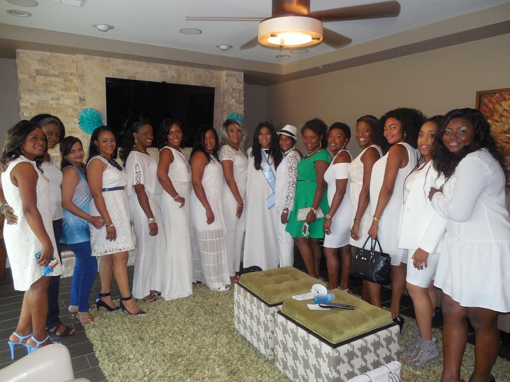 Lilian Esoro Ubi Franklin Baby Shower BellaNaija 11