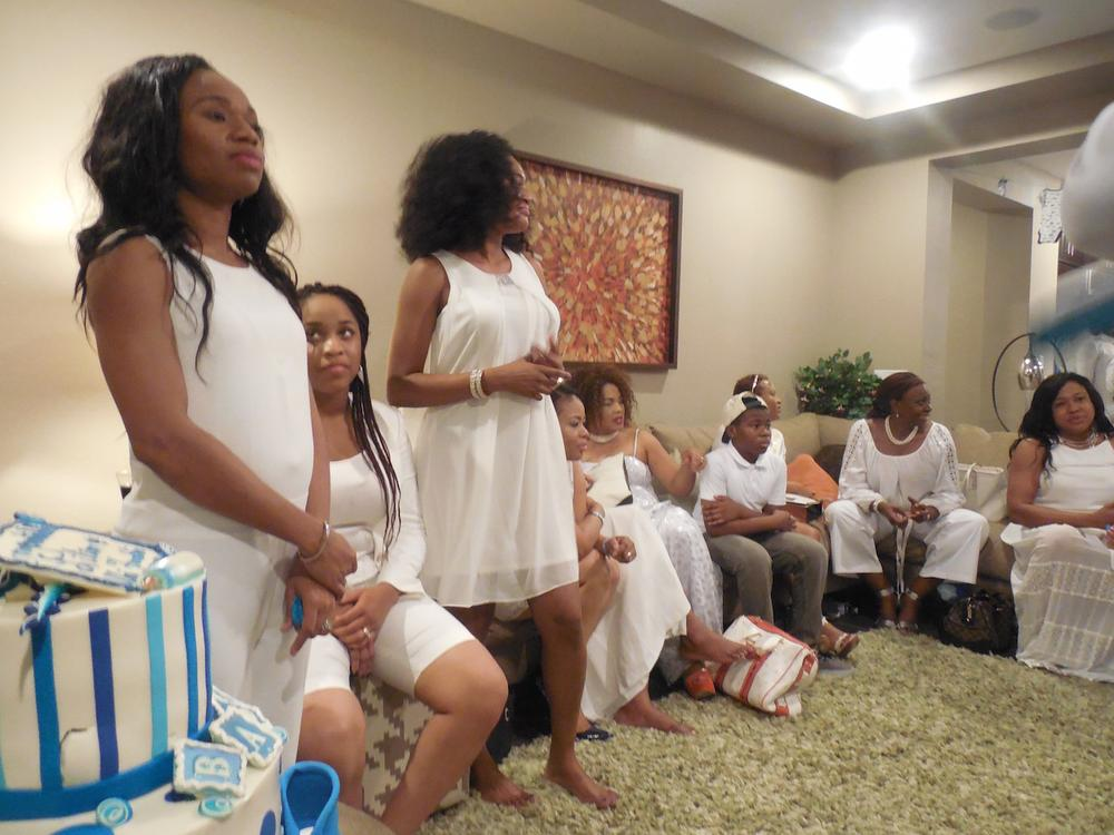 Lilian Esoro Ubi Franklin Baby Shower BellaNaija 14