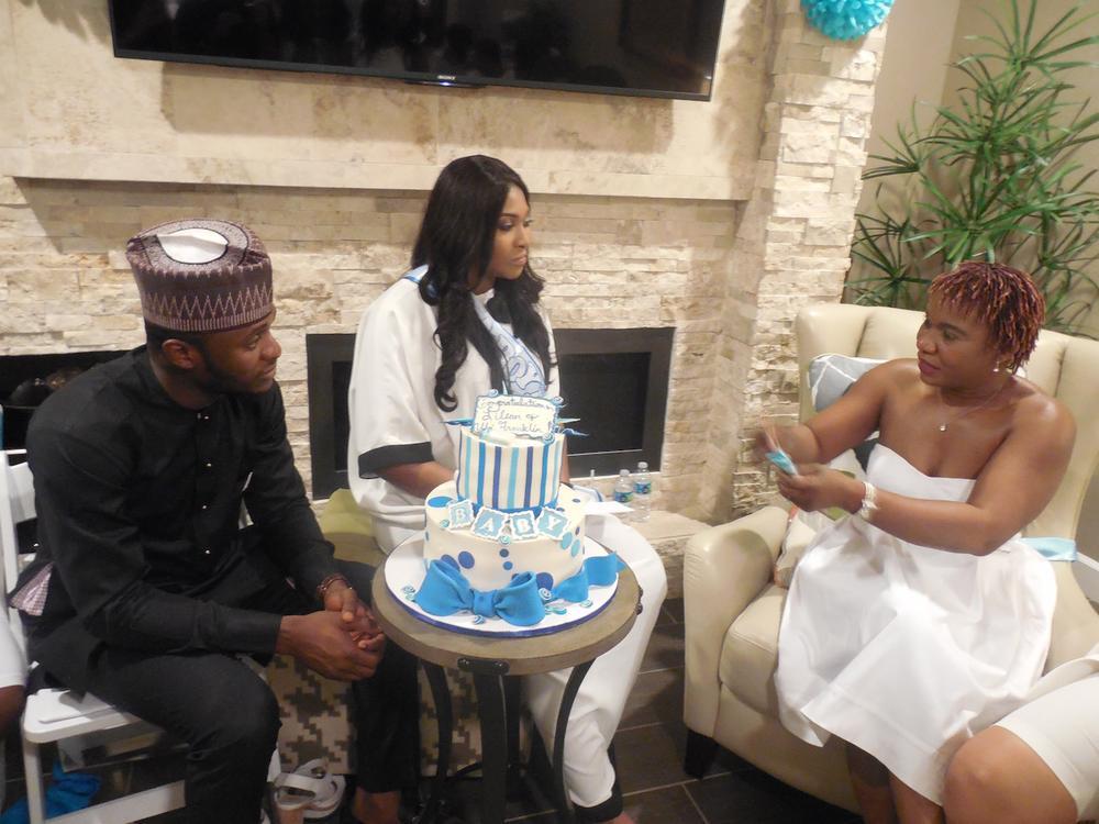 Lilian Esoro Ubi Franklin Baby Shower BellaNaija 16