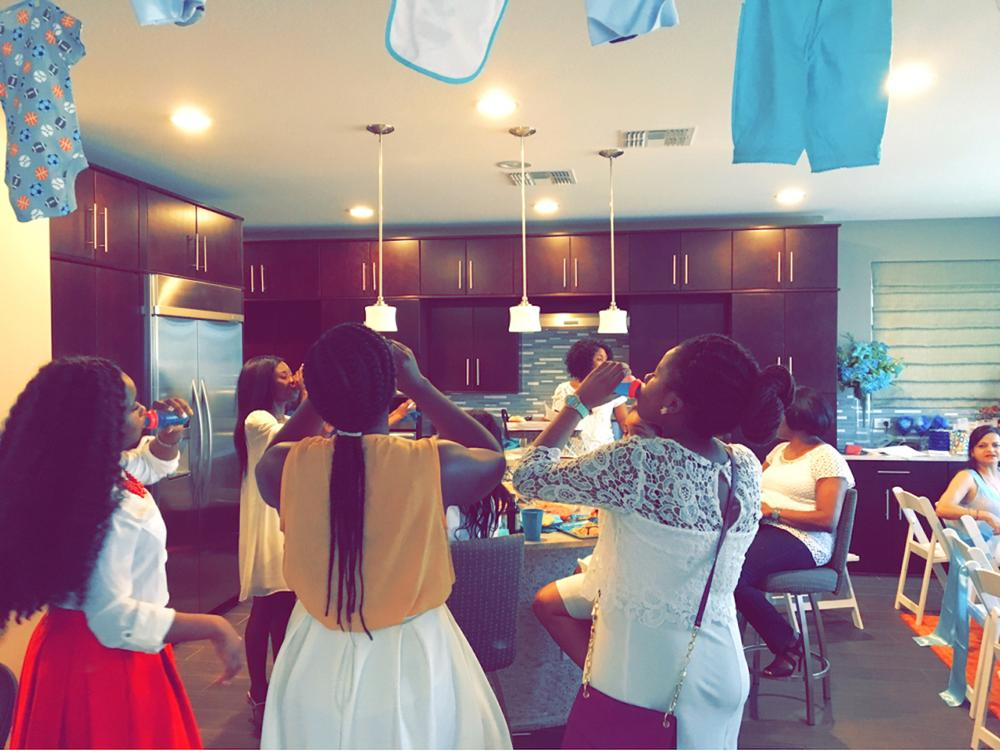 Lilian Esoro Ubi Franklin Baby Shower BellaNaija 19