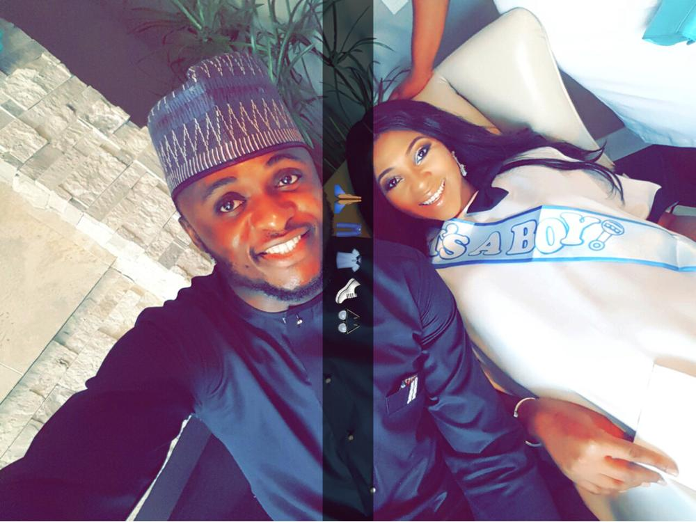 Lilian Esoro Ubi Franklin Baby Shower BellaNaija 22