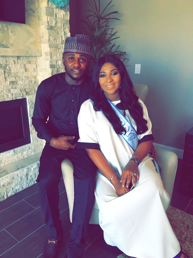 Lilian Esoro Ubi Franklin Baby Shower BellaNaija 23