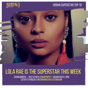 Lola Rae - UST10