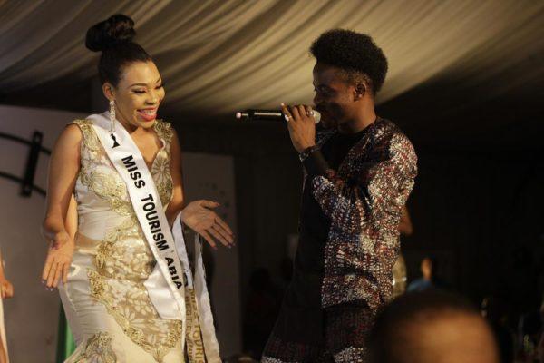 Ogenna Ekwubiri and Korede Bello