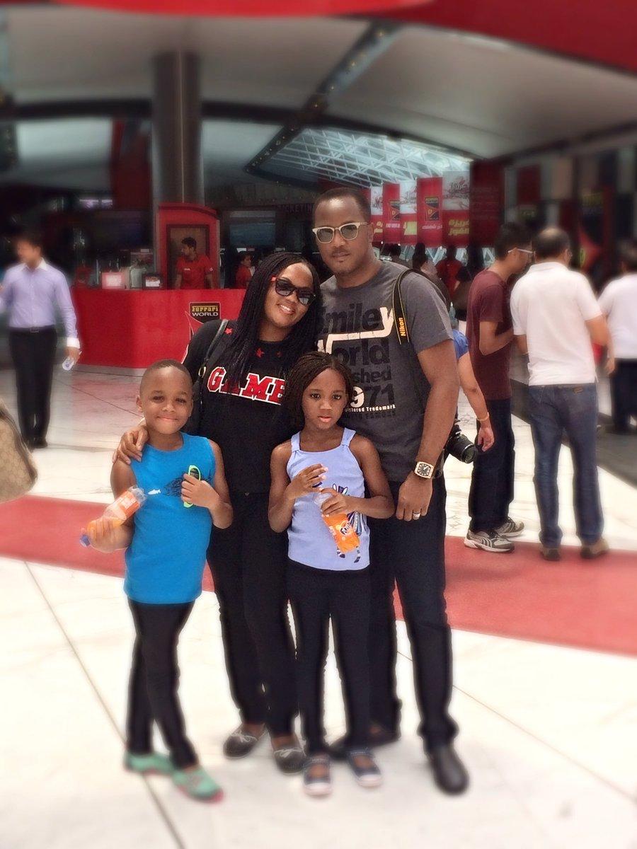 Marian Charles Anazodo Family