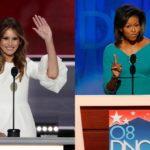 Melania Trump-Michelle-Obama