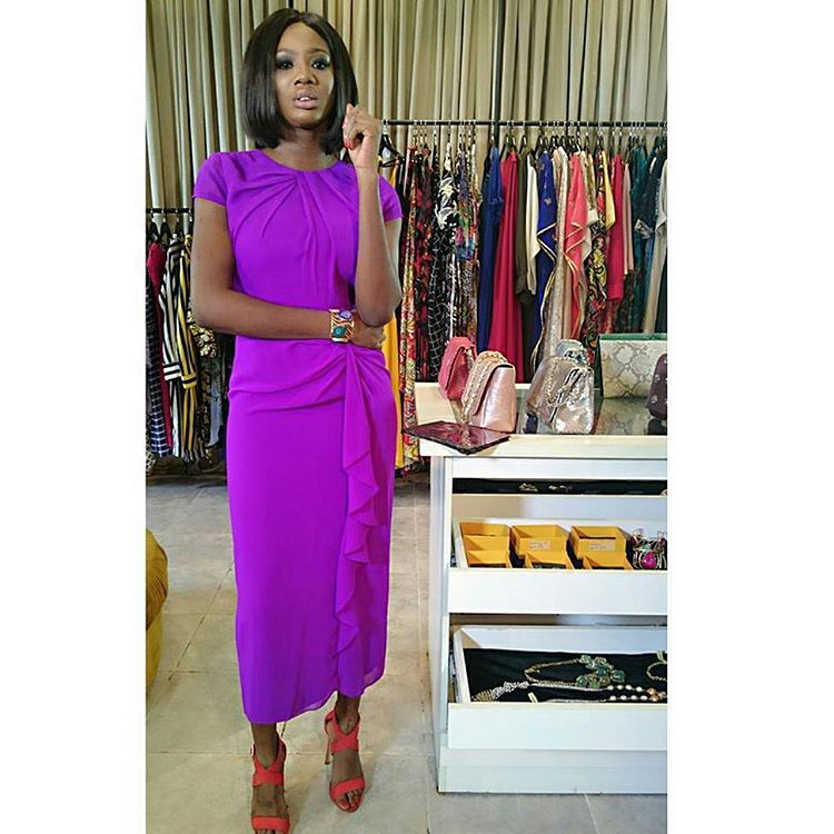 Mercy Ajisafe Accelerate TV Fashion Fix BellaNaija