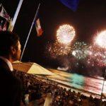 Nice France 14 juillet fireworks