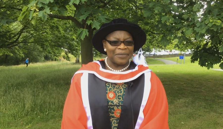 OBy Ezekwesili Honoured at the University of Essex