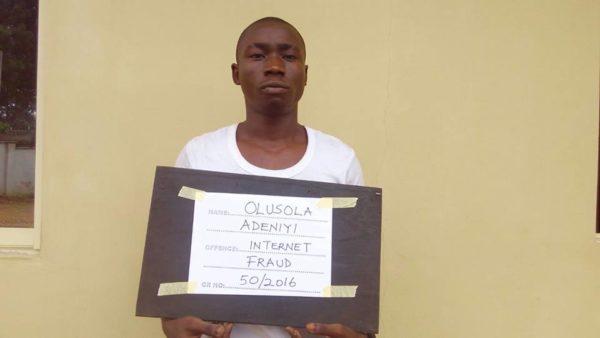 Olusola N16m Fraud