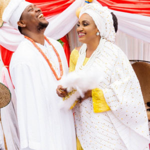 Omalicha and DJ X EL_Traditional Wedding 1