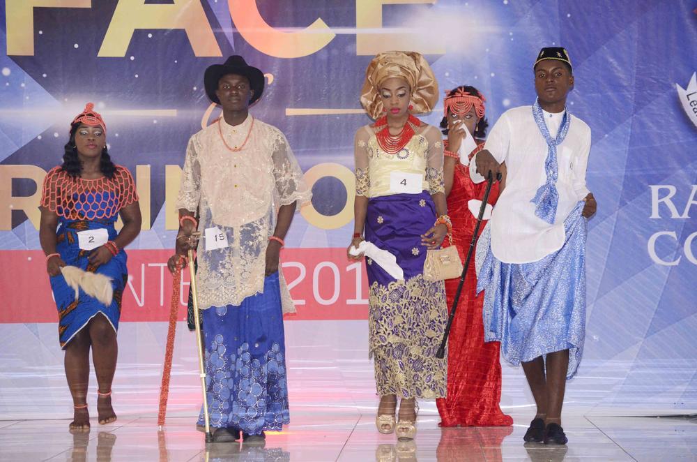 Participants in traditional attire (6)