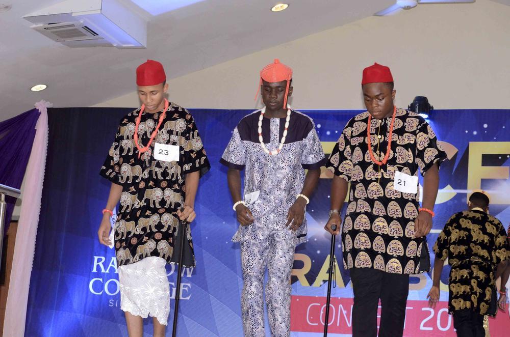 Participants in traditional attire (7)