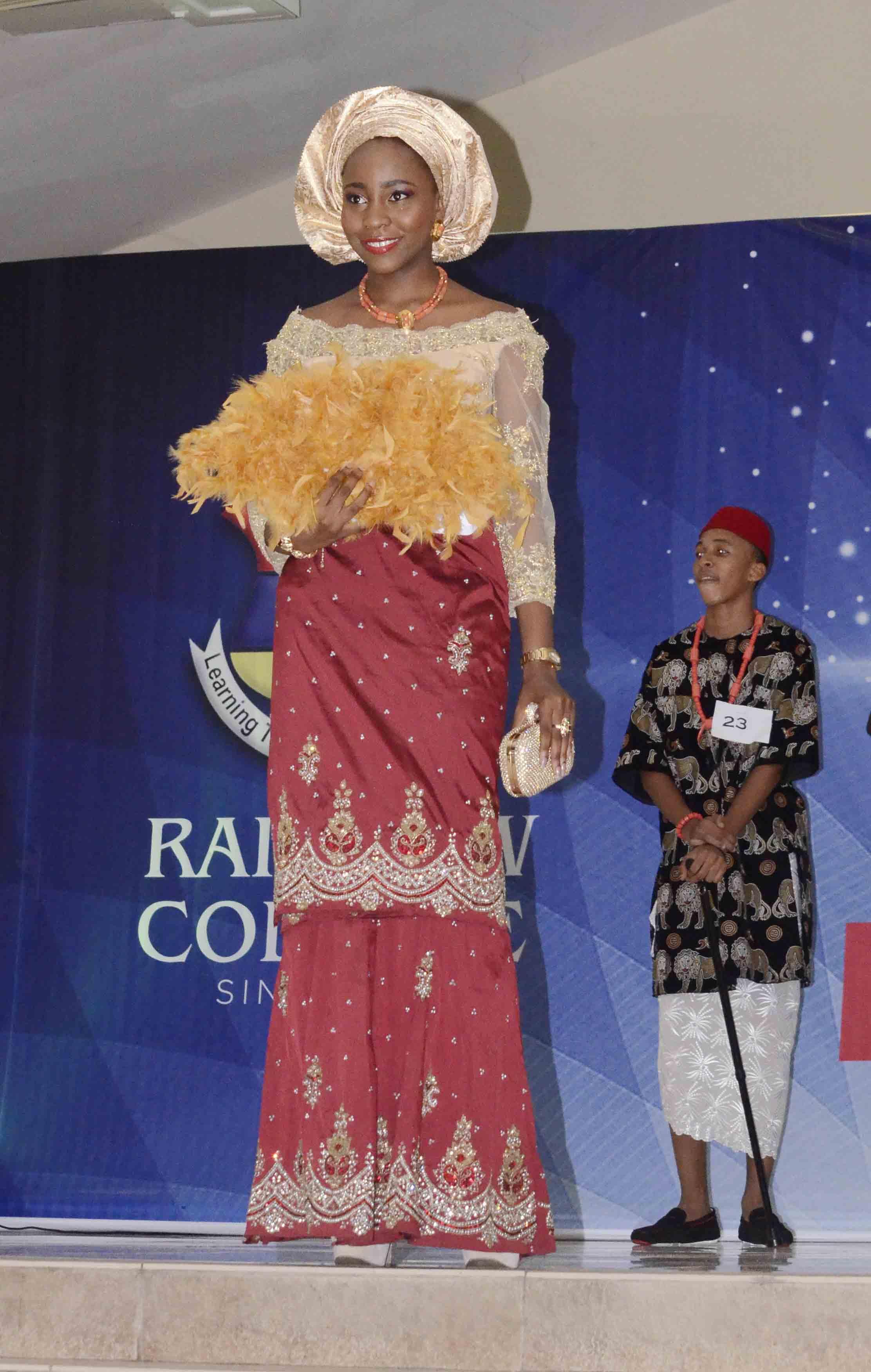 Participants in traditional attire (8)