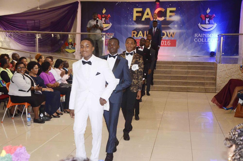 Participants stepping out in style in the Dinner wear (1) (3)