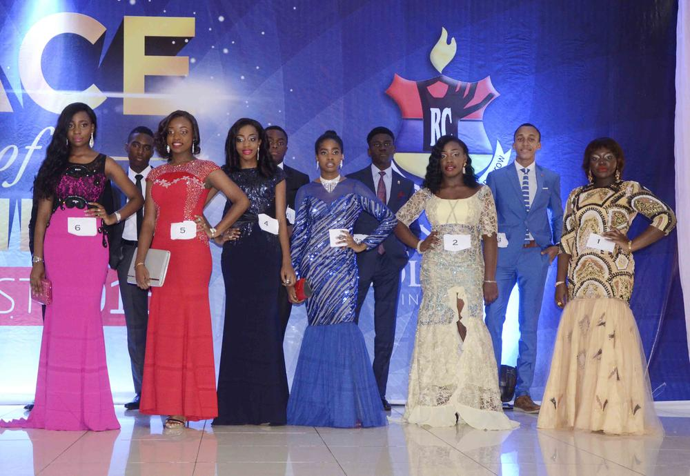 Participants stepping out in style in the Dinner wear (1)