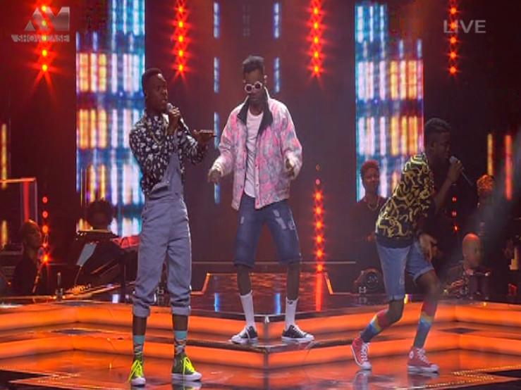Patoranking The Voice Nigeria Finale