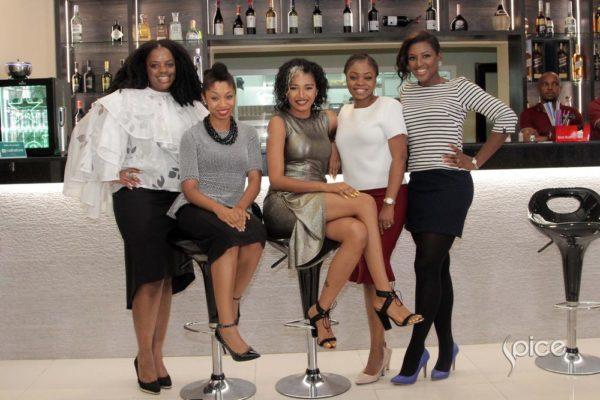 Pepper Chikezie, Udochi Nwogu, Elma Godwin, Jumoke Aderonmu and Nonso Arubayi