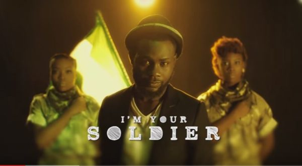 Pita-I'm your soldier