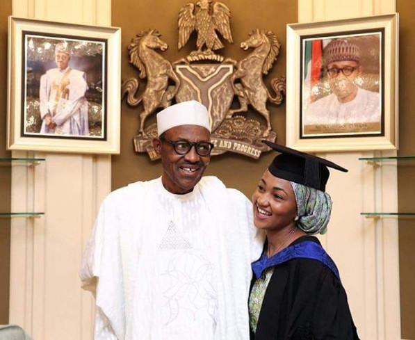 President Buhari Celebrates with Children3