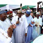President Buhari Commissions Abuja-Kaduna Rail3