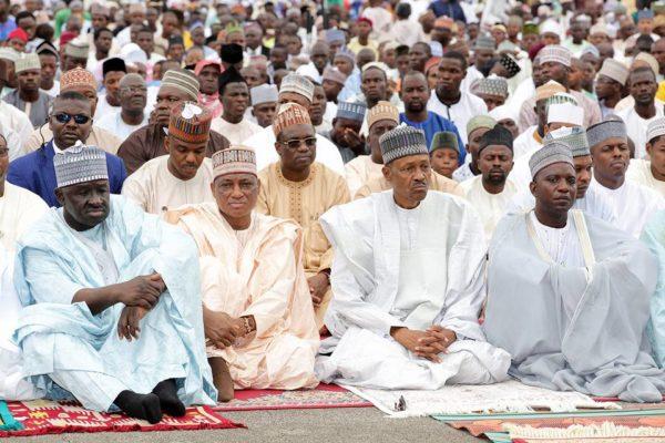 President Buhari Eid al Fitr Celebration3